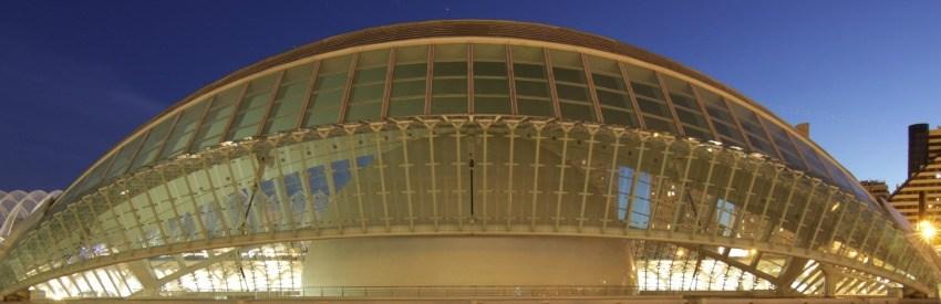 La arquitectura de Calatrava en Valencia banner
