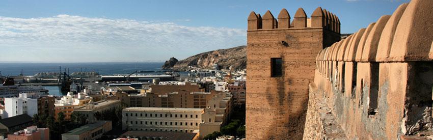 Lugares que no puedes dejar de visitar en Almería banner