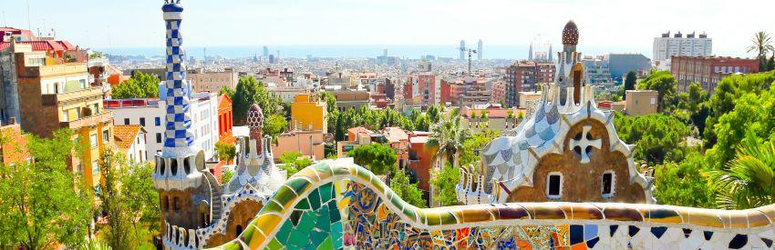 Top 5 attractions touristiques de Barcelone banner