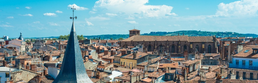 Un weekend gourmand à Toulouse - notre guide gastronomique banner