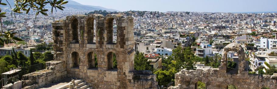 Lyon et ses ruines de l'époque Romaine banner