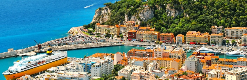 Top 5 des lieux qui vous feront tomber amoureux de Nice banner