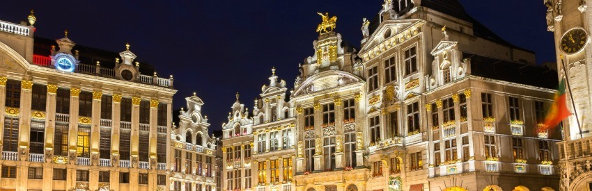Alla scoperta di Bruxelles  banner
