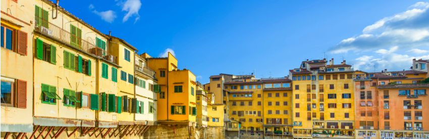 Luoghi storici di Firenze banner