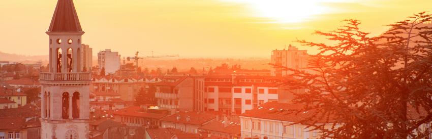 Gorizia: la Nizza dell'Adriatico banner