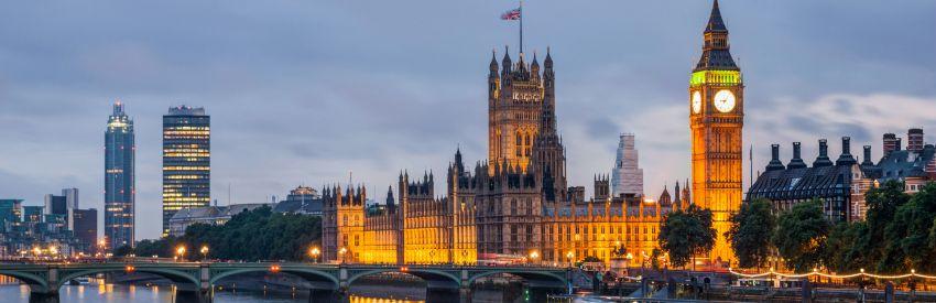 Londra: esplorando la capitale dell'Inghilterra banner