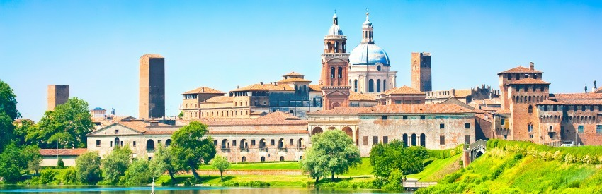 Mantova e la sua architettura da favola banner