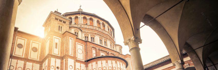 Milano – Architettura sacra e militare banner