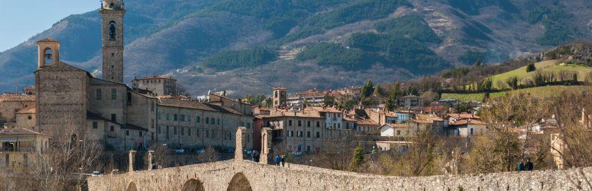 Piacenza e la strada Farnesiana banner
