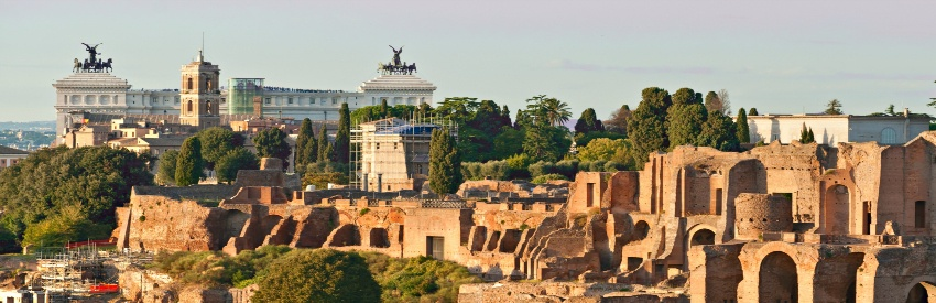 Natale di Roma: la Città Eterna compie 2769 anni banner