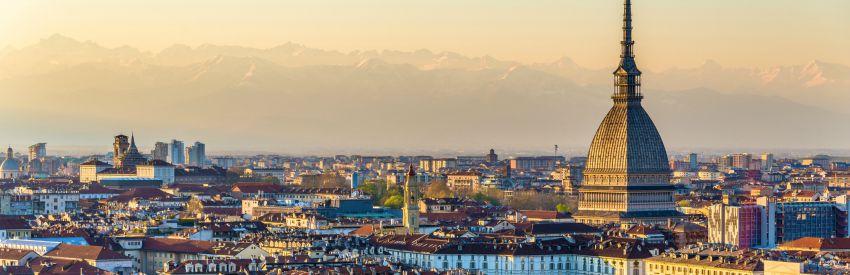 Un weekend a Torino banner