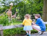 Un giorno in famiglia al parco Le Cornelle