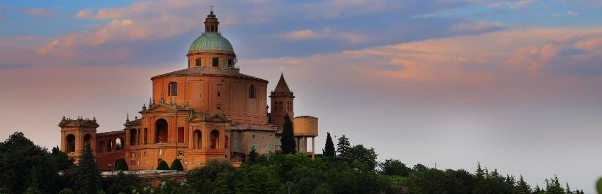 Perdere la concezione del tempo per i Colli Bolognesi banner