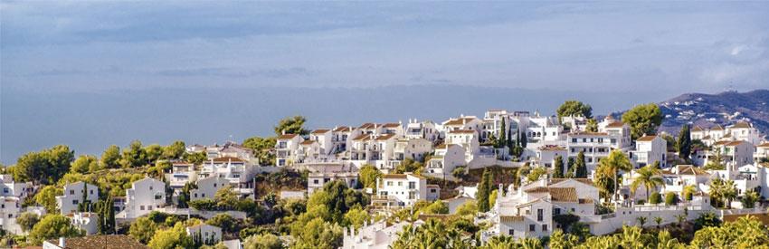Las cinco mejores vistas de la Costa del Sol banner