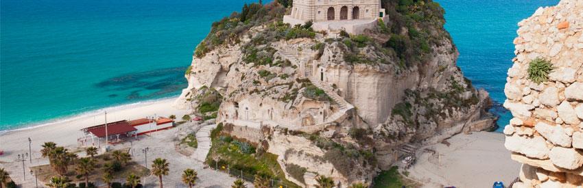 Scoprire il sud d'Italia partendo da Lamezia banner