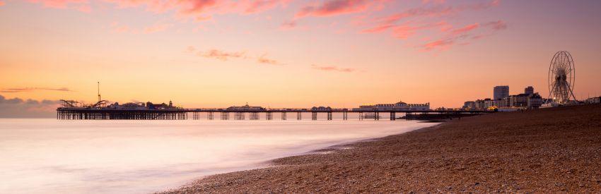 Beaches in Brighton banner