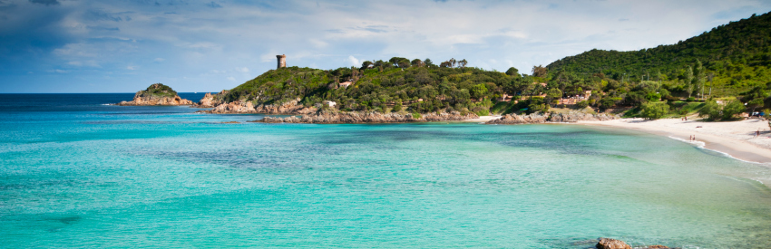 Discovering paradise on Corsica banner