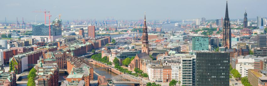 Historical Hamburg - Discover Germany's Northern Gem at the River Elbe banner
