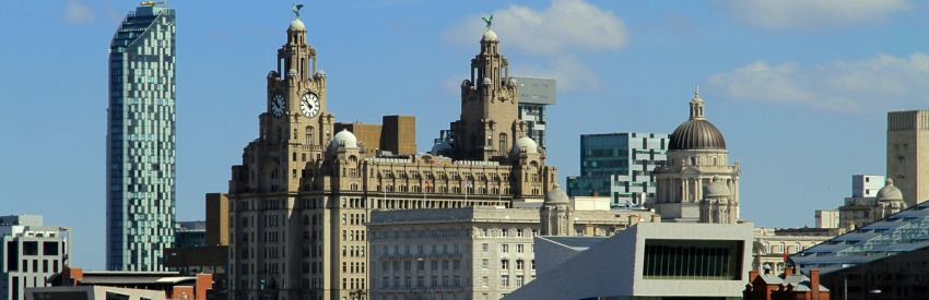 Liverpool - A Guide to the Main Attractions banner