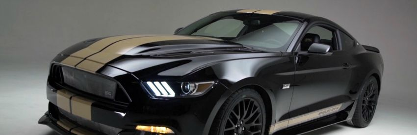 The Must-Have Mustang: The Ford Shelby GT-H joins the Adrenaline Collection banner