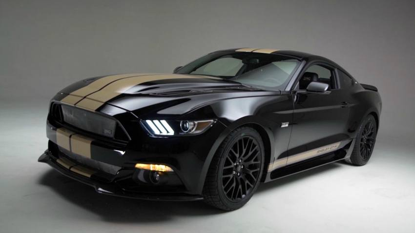 das mustang muss der neue ford shelby gt h in der. Black Bedroom Furniture Sets. Home Design Ideas
