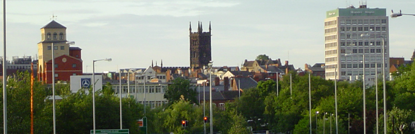 Wolverhampton: a city packed full of culture banner