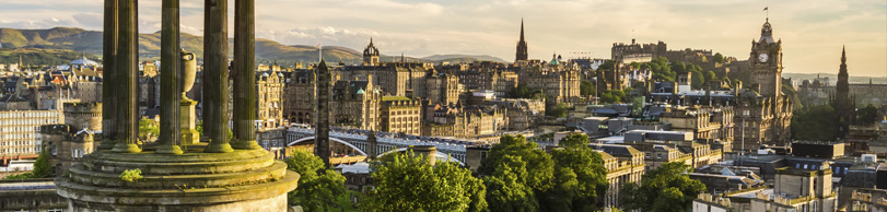 Edinburgh Picardy Place-City Centre Car Rental