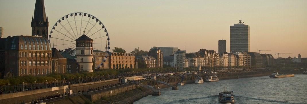 Ein kurzer Leitfaden für den Flughafen Düsseldorf und Region