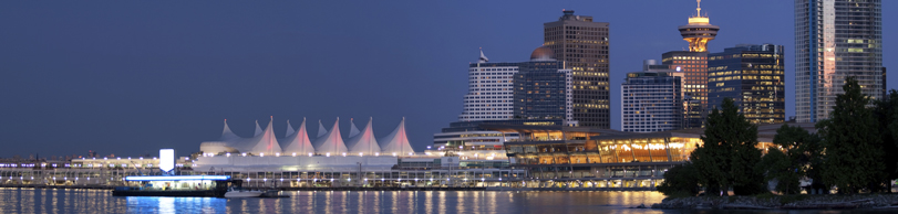 Location de Voiture à Vancouver