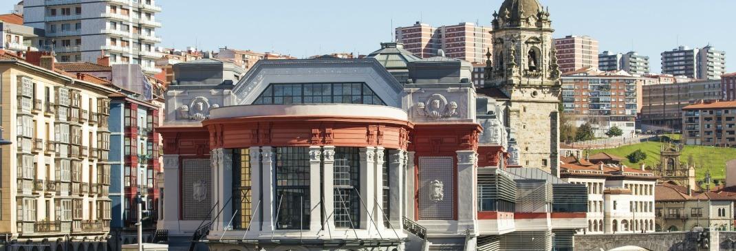 Conducir por el Aeropuerto de Bilbao y alrededores
