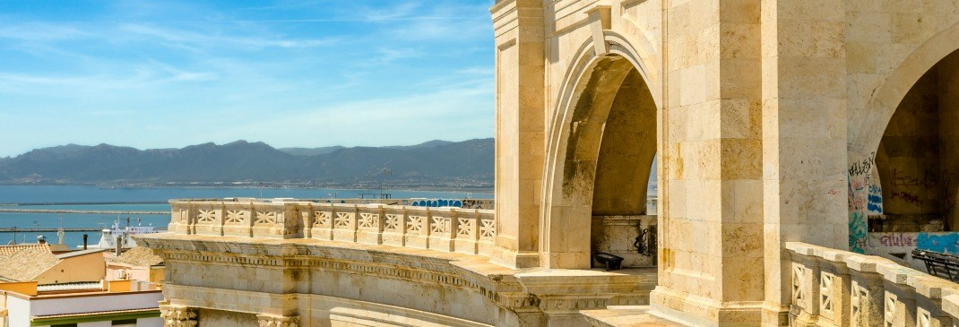 Conduire à Cagliari