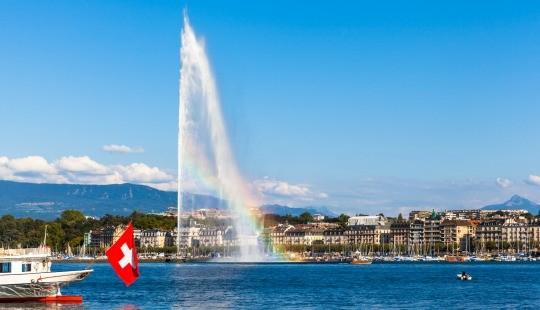 Conduire à Genève
