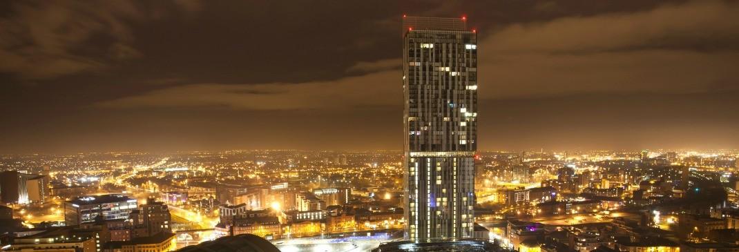Visiter Manchester