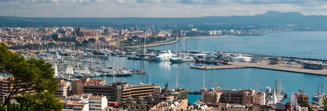 Conduire à Palma de Majorque