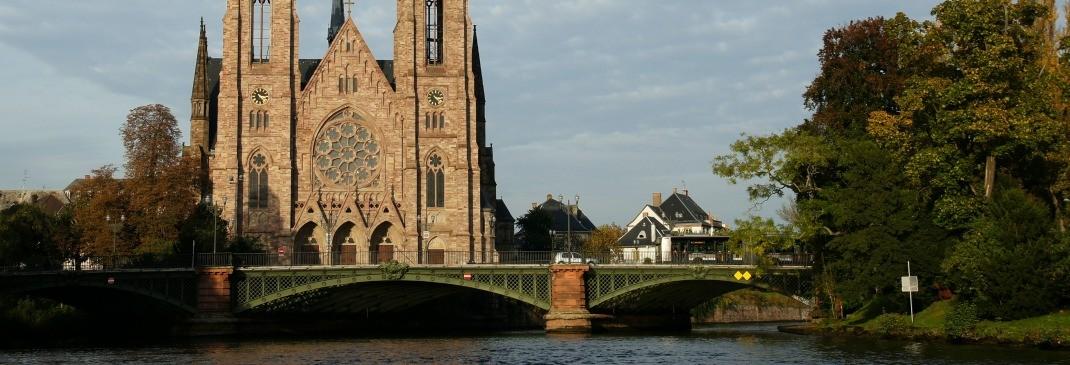 Conduire à Strasbourg
