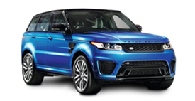 Land Rover Range Rover Sport SVR Autobiography