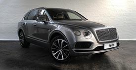 Bentley Bentayga  6.0, W12