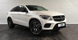 Mercedes GLE 43 AMG Coupe 4Matic