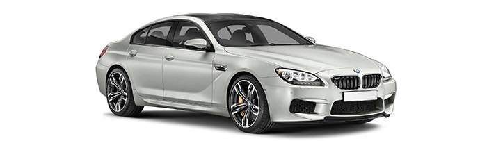 BMW 640i M Gran Coupe