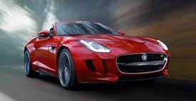 Jaguar F-Type V6 S Convertible
