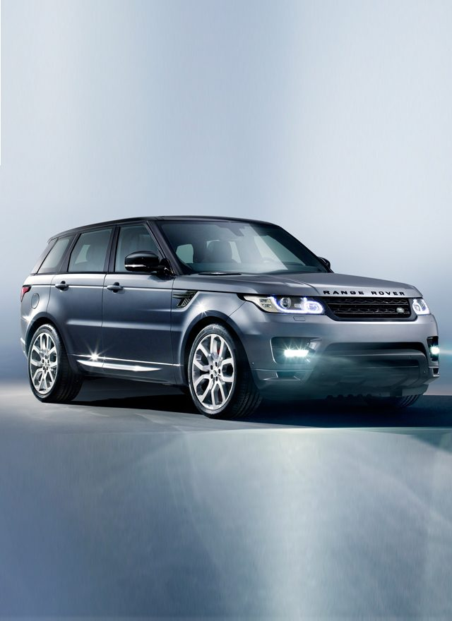 Range Rover Car Rental Hertz Dream Collection
