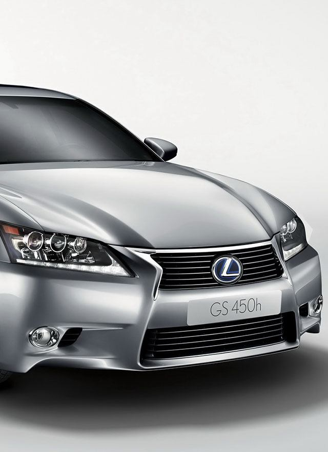 Lexus Car Rental Hertz Dream Collection