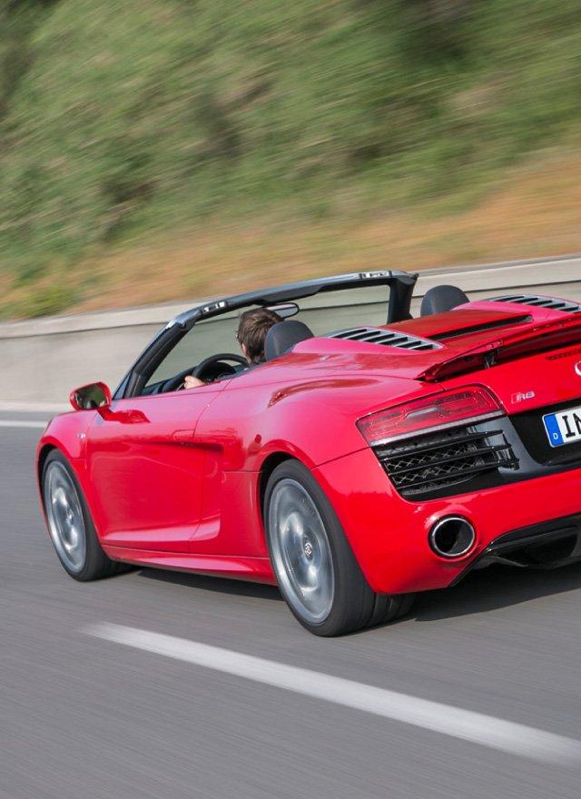 Audi Car Rental Hertz Dream Collection - Audi car rental