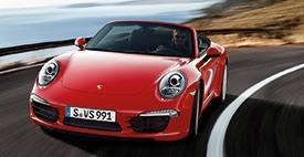 PORSCHE 911 (991) Cabrio