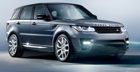 Land Rover Sport V8 Supercharged