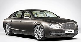 Bentley Flying Spur Mulliner
