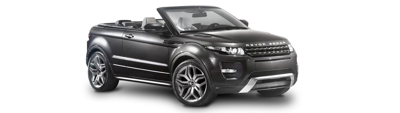 Land Rover Evoque Convertible