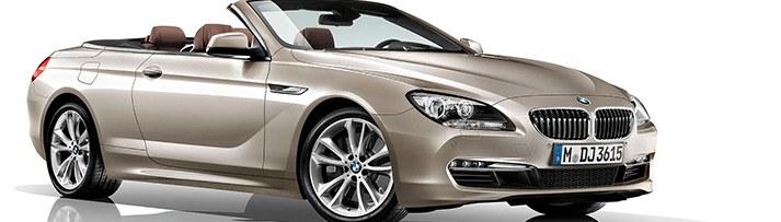 BMW 6 Series Cabrio
