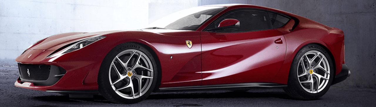 Ferrari Ferrari 812 Superfast