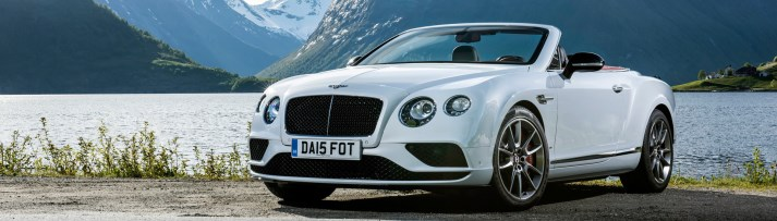 Bentley GTC V8s